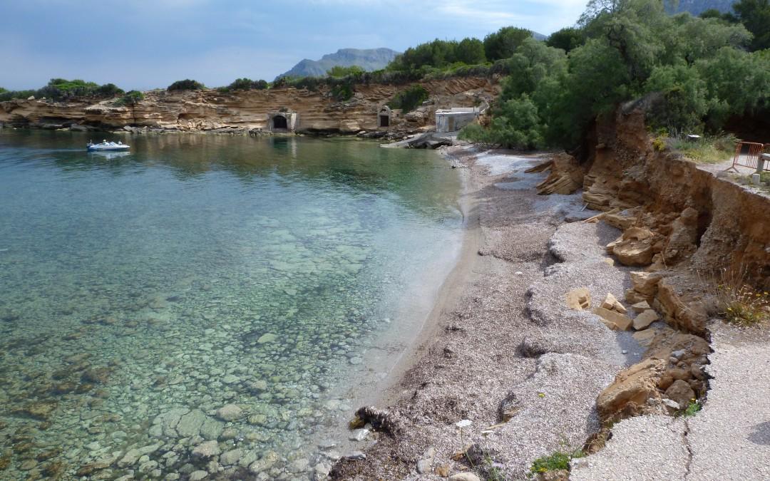 """Las playas vírgenes de Artà en la guía """"Mallorca im Überblick"""""""